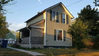 Single Family Home For Sale: 519 Shirley Street NE