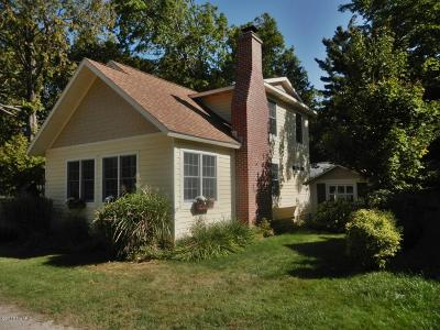Manistee County Single Family Home For Sale: 7337 C G Davis Avenue
