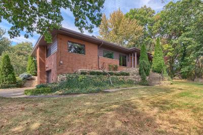 Grand Rapids Single Family Home For Sale: 3322 Rickman NE