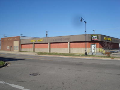 Berrien County Commercial For Sale: 315-323 E Main Street
