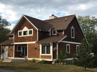 Manistee County Single Family Home For Sale: 4780 Chippewa Highway
