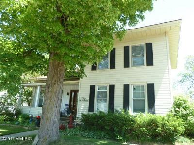 Lowell Single Family Home For Sale: 517 N Hudson Street