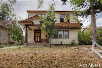 Single Family Home For Sale: 810 Watkins Street SE