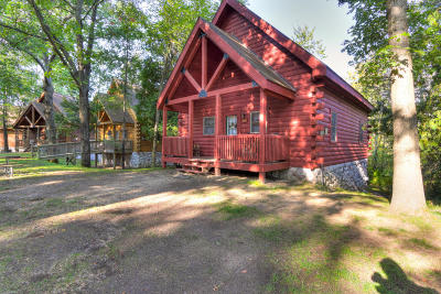 Rothbury Single Family Home For Sale: 5900 Water #215