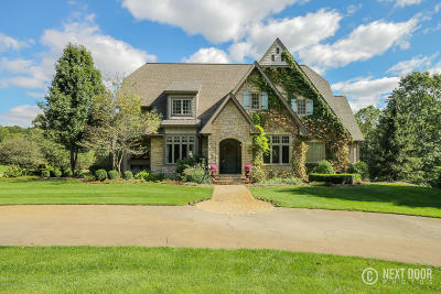 Ada Single Family Home For Sale: 1500 Honey Creek Avenue NE