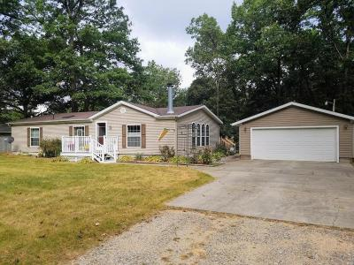 Montague Single Family Home For Sale: 4520 W Meinert Park Road