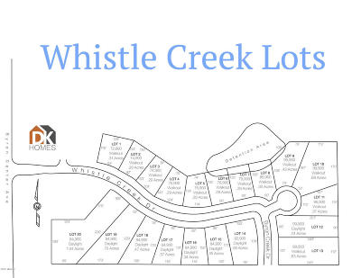Byron Center Residential Lots & Land For Sale: 2297 Whistle Creek SW