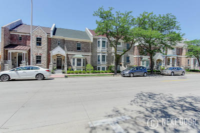 Muskegon Condo/Townhouse For Sale: 252 W Clay Avenue #16