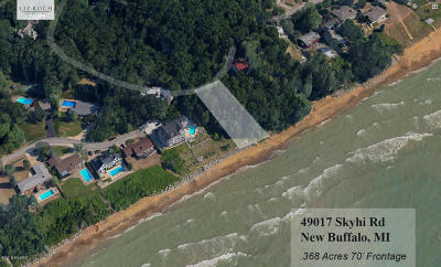 Harbert, Lakeside, New Buffalo, Sawyer, Three Oaks, Union Pier Residential Lots & Land For Sale: 49017 Skyhi Road