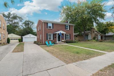 Grand Rapids Single Family Home For Sale: 1023 San Juan Drive SE