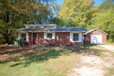 Dowagiac Single Family Home For Sale: 27896 Burmax Park