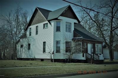 Berrien County Multi Family Home For Sale: 390 Brunson