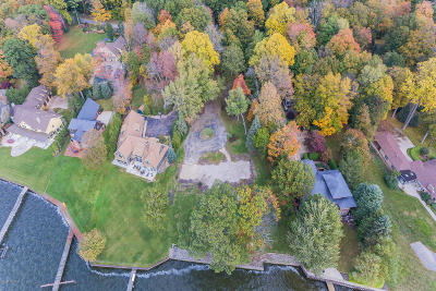 Holland, West Olive Residential Lots & Land For Sale: 1496 Waukazoo Drive