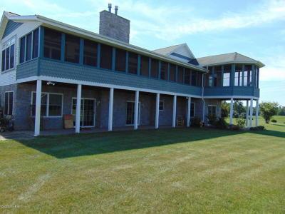 Vandalia Single Family Home For Sale: 58282 Savage Road #HOME LAN