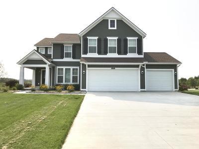 Belmont Single Family Home For Sale: 5468 Harvest Moon Court NE