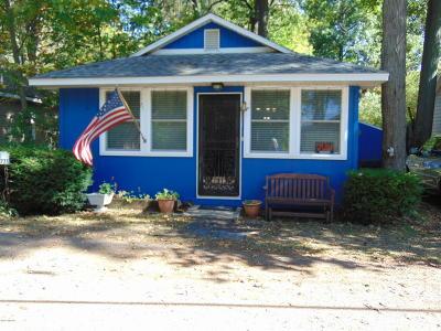 Van Buren County Single Family Home For Sale: 93775 Streeter Drive