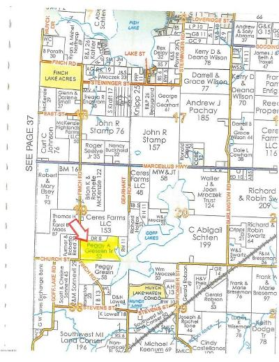 Cass County Residential Lots & Land Active Backup: 53901 Finch Rd