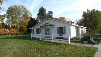 Comstock Park Single Family Home For Sale: 370 9 Mile Road NE