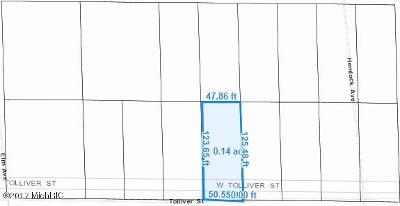Oceana County Residential Lots & Land For Sale: Tolliver Street