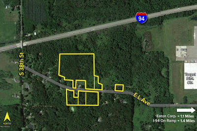 Kalamazoo County Residential Lots & Land For Sale: E L Avenue