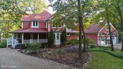 New Buffalo Single Family Home For Sale: 46300 Fairway Drive
