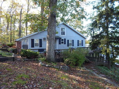 St. Joseph County Single Family Home For Sale: 58600 E Clear Lake Road