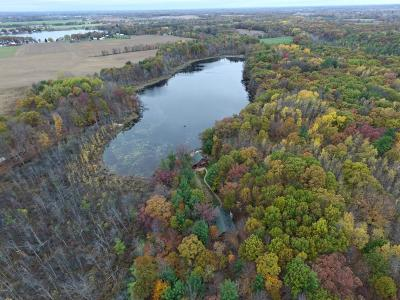 Isabella County, Mecosta County, Montcalm County, Newaygo County, Osceola County Single Family Home For Sale: 2622 Shoneye Drive