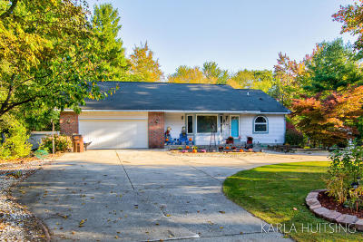 Muskegon Single Family Home For Sale: 836 Hendrick Road