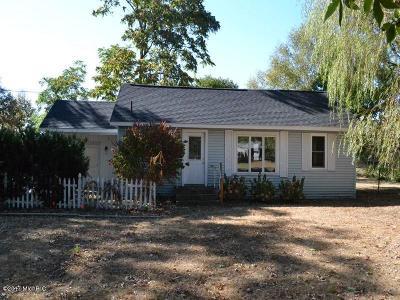 Grand Rapids Single Family Home For Sale: 11407 8th Avenue