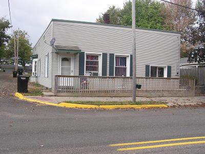 Casnovia Single Family Home For Sale: 61 N Main Street