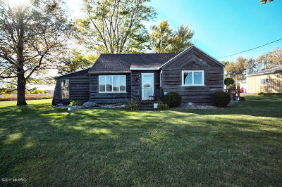 Cass County Single Family Home For Sale: 68706 Kessington Road