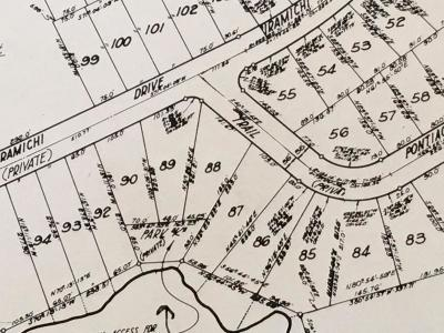 Osceola County Residential Lots & Land For Sale: Lot 87 Pontiac Trail