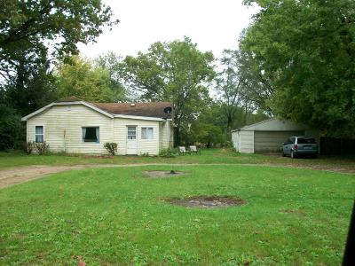 Niles Single Family Home For Sale: 1808 Bell