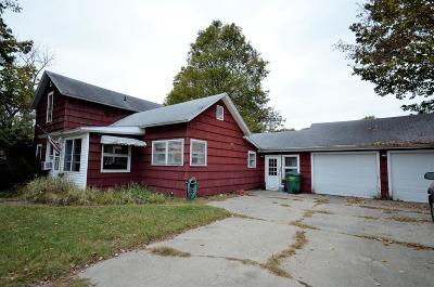 Cass County Single Family Home For Sale: 301 E Wayne Street