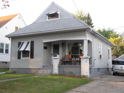 Grand Rapids Single Family Home For Sale: 1135 Arianna Street NW