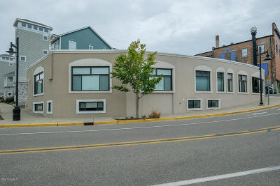 South Haven Condo/Townhouse For Sale: 259 Kalamazoo #5
