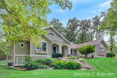 Single Family Home For Sale: 6300 Boulder Ridge Drive NE