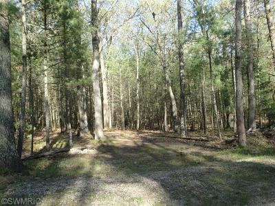 Oceana County Residential Lots & Land For Sale: N Mohawk