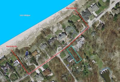Harbert, Lakeside, New Buffalo, Sawyer, Three Oaks, Union Pier Residential Lots & Land For Sale: 11472 Marquette Drive