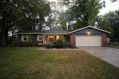 Hudsonville Single Family Home For Sale: 7289 Yorkshire Drive