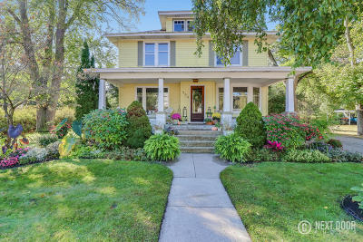 Zeeland Single Family Home For Sale: 754 E Lincoln Avenue