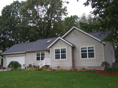 Muskegon Single Family Home For Sale: 1608 Charlevoix Drive