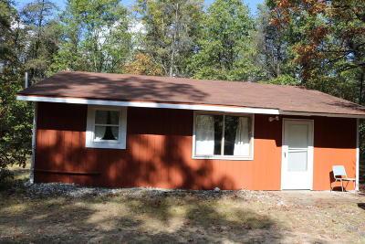 Free Soil Single Family Home For Sale: 4838 E Stark Road
