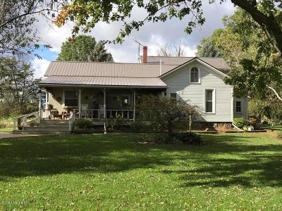 Pittsford Single Family Home For Sale: 10011 Prattville Road