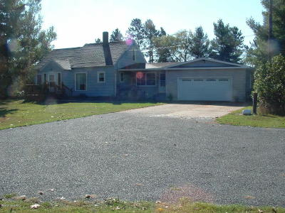 Manistee County Single Family Home For Sale: 5513 Caberfae Highway