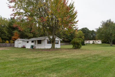 Cass County Single Family Home For Sale: 60224 M-62