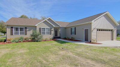Baroda Single Family Home For Sale: 9037 Third Street