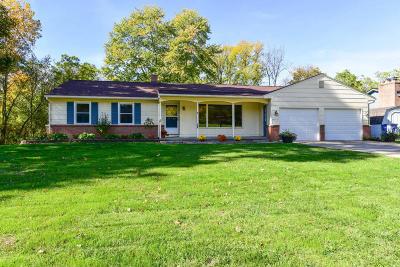 Grand Rapids Single Family Home For Sale: 1845 Perkins Avenue NE