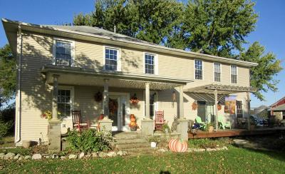 Niles Single Family Home For Sale: 2395 W Bertrand Road