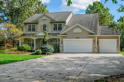 Kalamazoo Single Family Home For Sale: 6135 Texas Drive